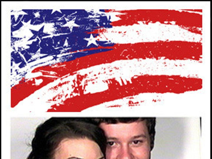Tmx 1369939766155 Photostrip Proof Americanflag Southampton wedding rental