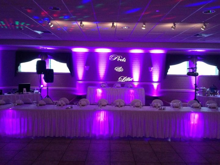 Tmx 1378853272341 Uplighting And Name In Lights Southampton wedding rental