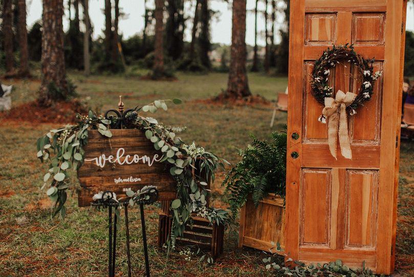 Pines of Windermere - decor details