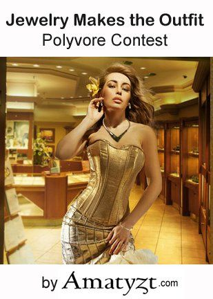 On occasion, Amatyzt.com hosts Polyvore, Pinterest, and other contests to give our fans a chance to...