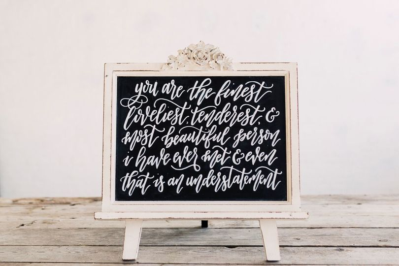 chalkboard photo by harlow bliss photography