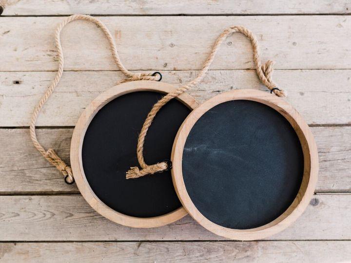 Tmx 1516890648857 Hanging Wood Chalkboards Oneida wedding rental