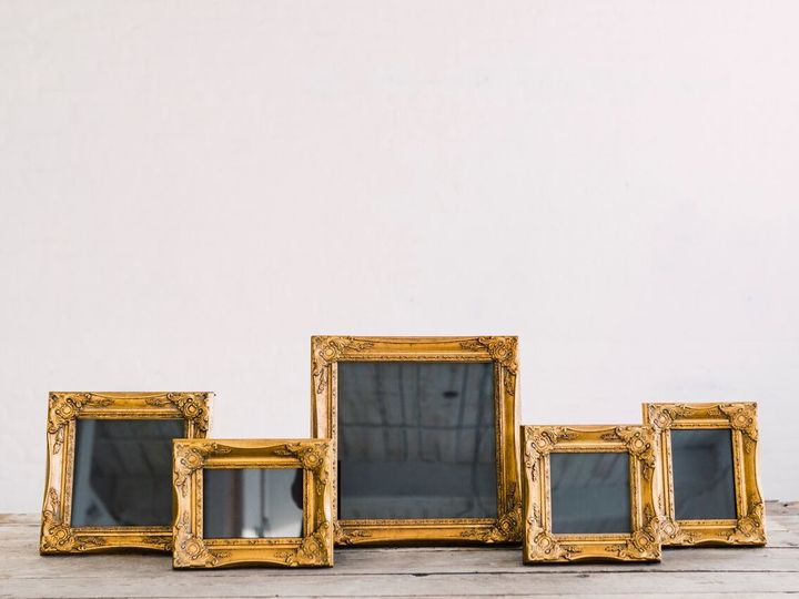 Tmx 1516890747485 Table   Gold Frame Glass Signs Oneida wedding rental