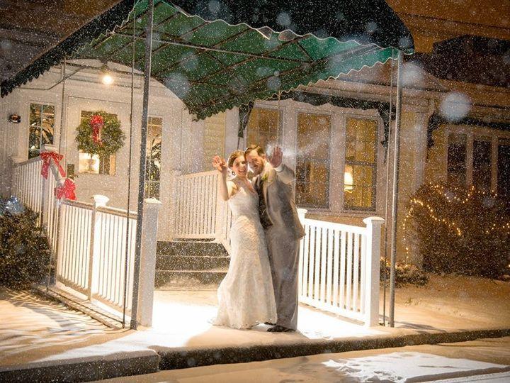 Tmx 1472589012098 Snow Bride And Groom 2 Nashua wedding venue