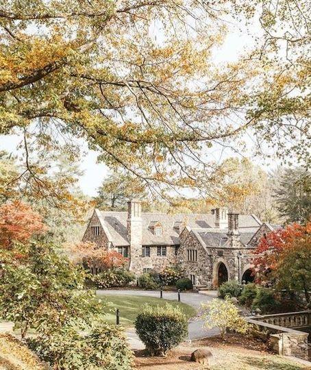 November at the Mansion