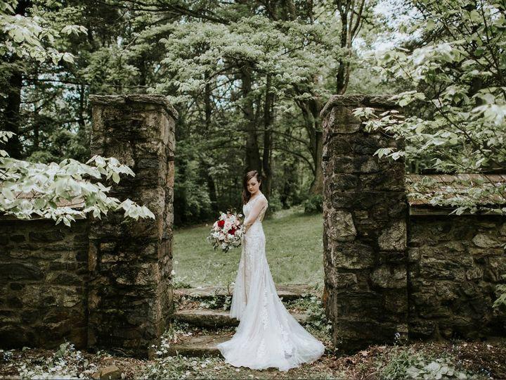 Tmx Bridal Portait In Fountain Garden Wal 51 32557 1565201621 Newtown Square, PA wedding venue