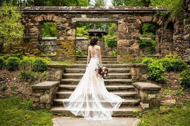 Tmx Bridal Portrait In Fountain Garden Steps 51 32557 1565201621 Newtown Square, PA wedding venue