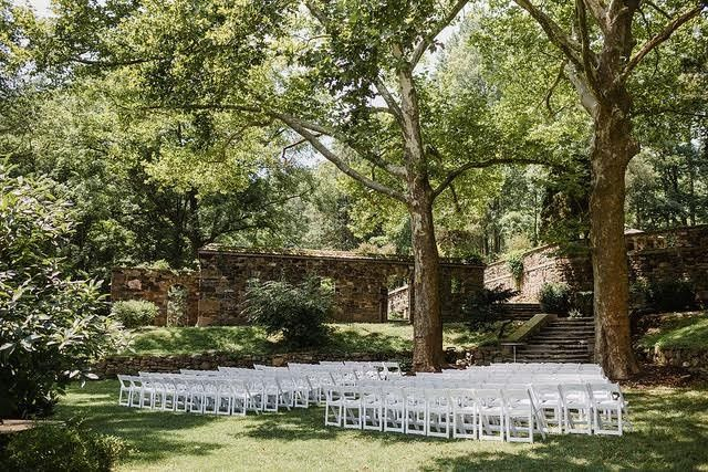 Tmx Outdoor Ceremony Trees Summer 51 32557 1565202631 Newtown Square, PA wedding venue