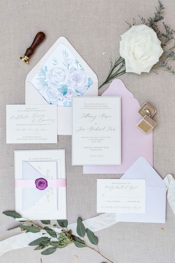 63829626cfab7c34 1536520300 90048c0674571b02 1536520300209 4 Mauve Wedding Invi