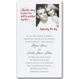 Tmx 1221348162278 Photoinvite2 Tacoma wedding invitation