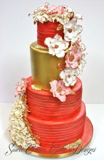 800x800 1487103575826 Wedding Cakes Nj Indian Inspired Custom