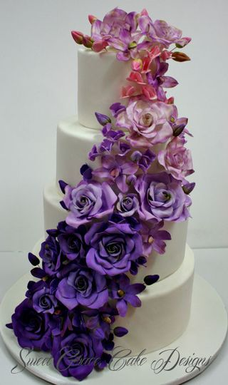 800x800 1487103680933 Wedding Cakes New Jersey Cascade Of Purple Ombre