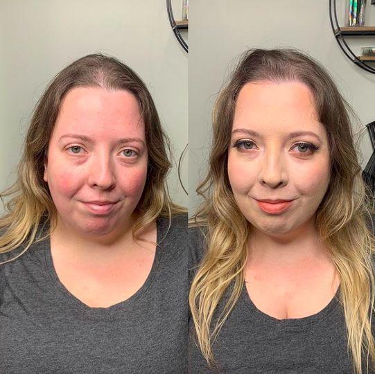 Christine trial look