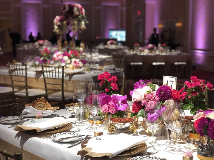 Luxury Wedding at Wynn Hotel