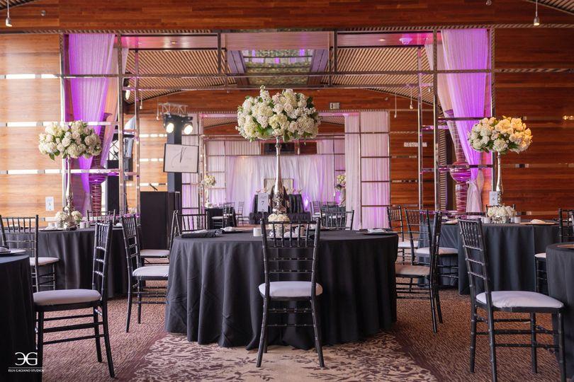 Glamorous Wedding Decor
