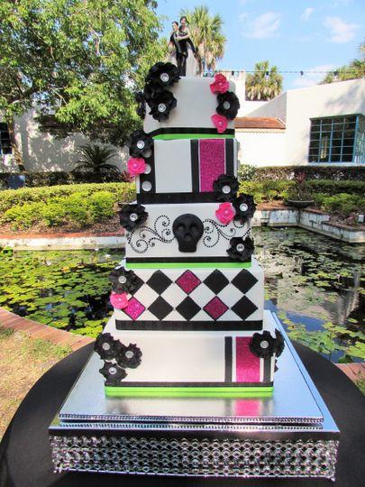 Affordable Wedding Cakes Orlando Fl