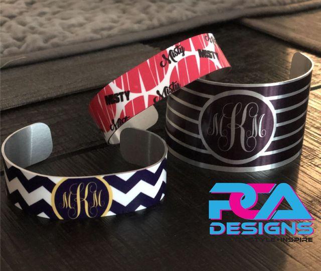 Wedding Party Custom Bracelets
