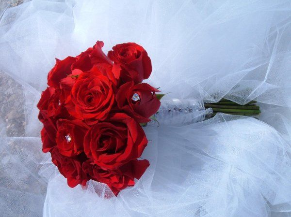 Most popular design of 24 romantic deep red roses