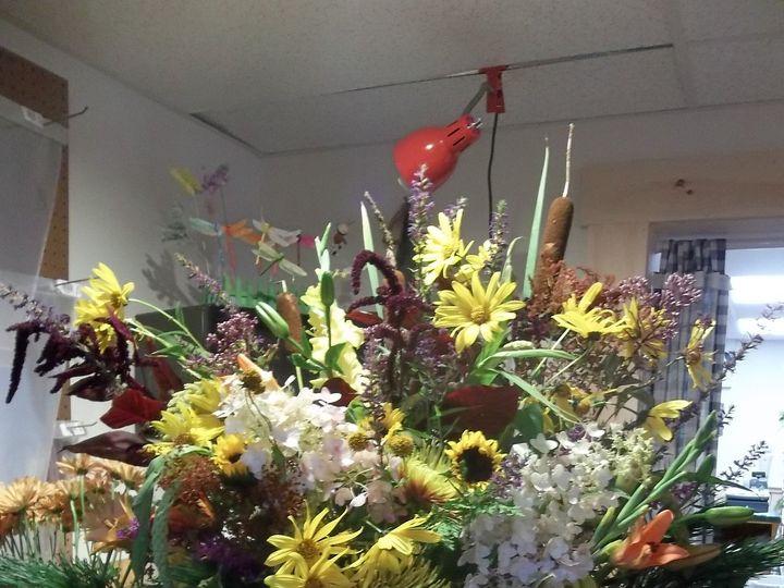 Tmx 1451496575938 Galv. Bucket Fall Rangeley wedding florist