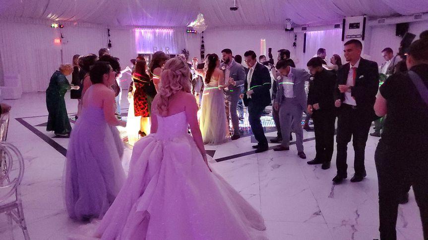 Wedding at Unique Palms