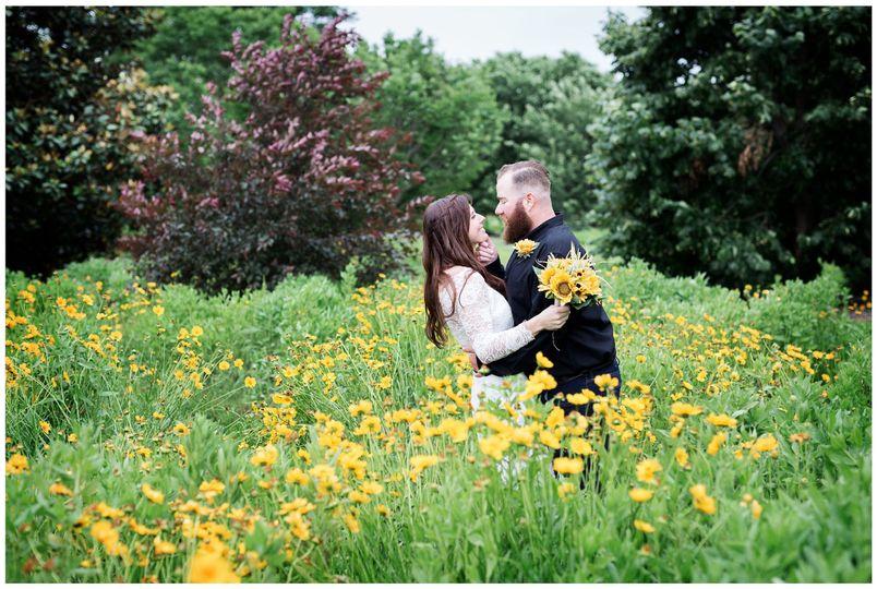 Photo cred: Ashley Peterson Venue: Norfolk Botanical Garden