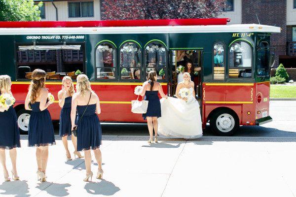 Chicago Trolley & Double Decker