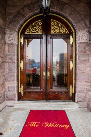 front door whitney
