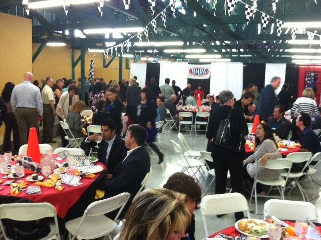 Whittier Chamber event at King Richards Continued