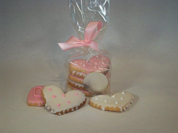 Polka Dots, Swirls, Stripes and Scallops! Our sparkling package of little hearts is a charming...