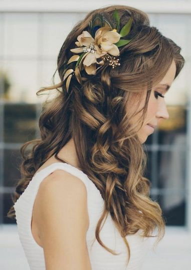Wavy natural style