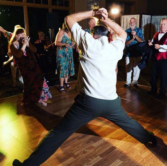 Dance-floor fun