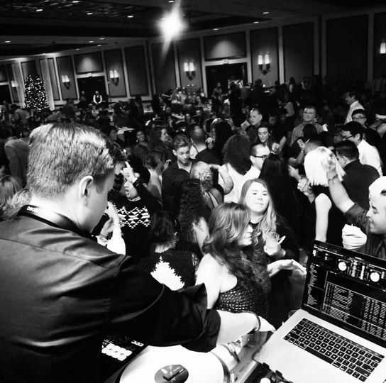 DJ Shaun Cameron