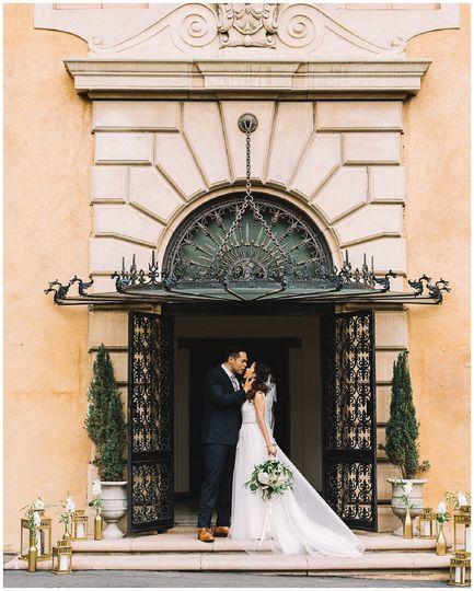 Sierra madre la wedding