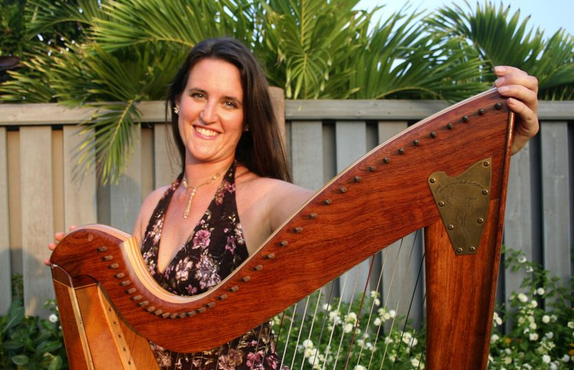 anela with harp 1 cro