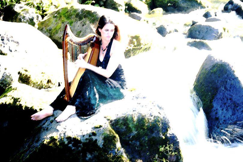 dreamy harpis