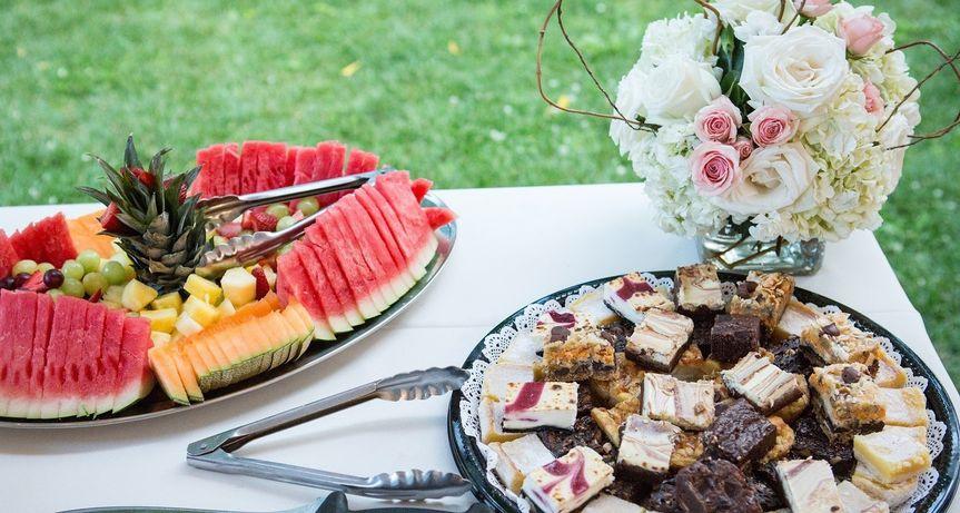 Fruit & Desserts