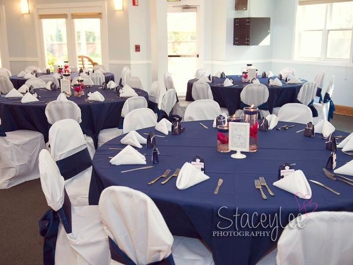 Tmx 1377289824887 Tables Setup Curtis Bay, MD wedding catering