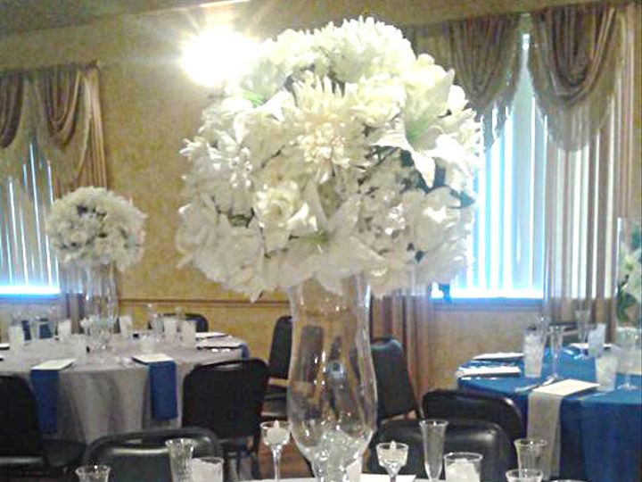 Tmx 1455398361294 Whitecenterpiece2 Curtis Bay, MD wedding catering