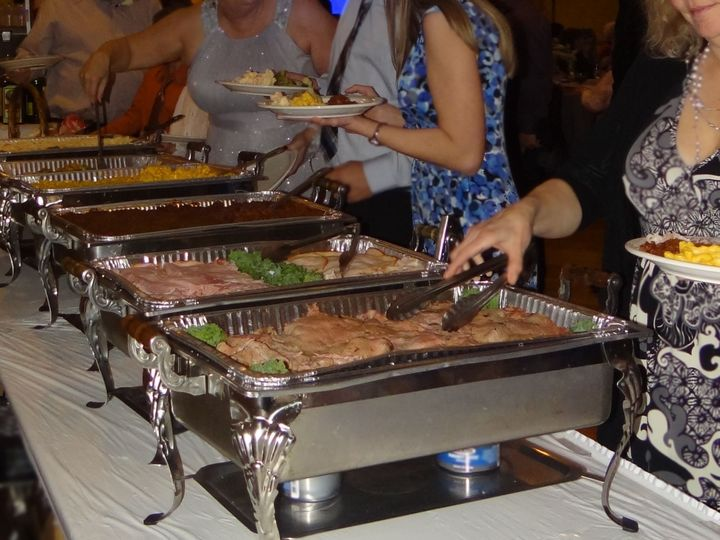 Tmx 1461881011650 Buffet Fancy Edit3 Curtis Bay, MD wedding catering