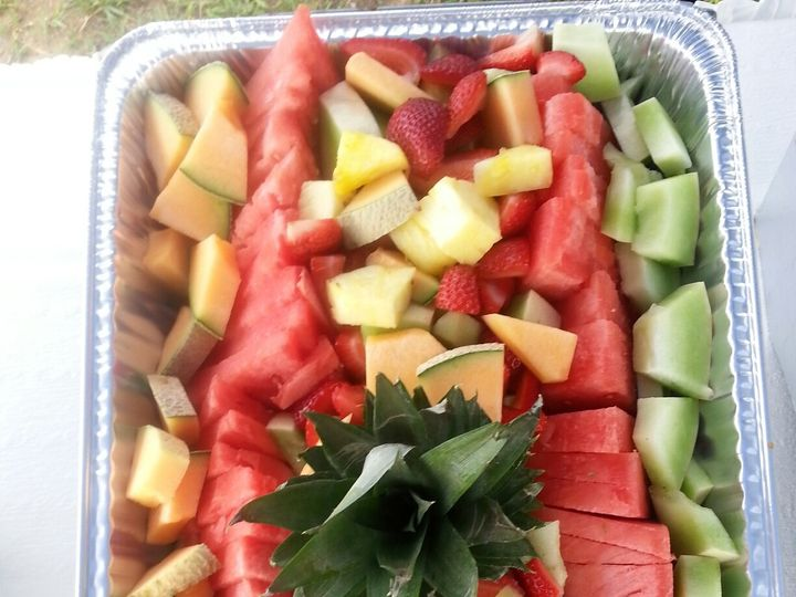 Tmx 1461881106683 Fresh Fruit Tray Curtis Bay, MD wedding catering