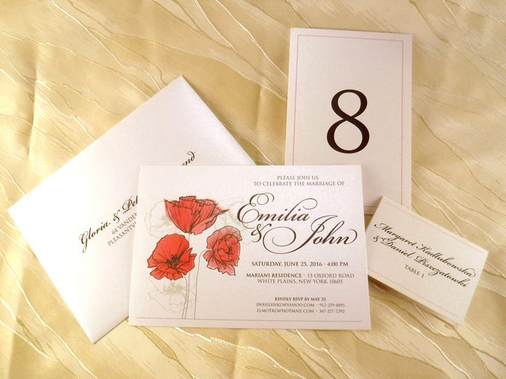 Tmx 1498742999396 Weddingblog Hawthorne, NY wedding invitation