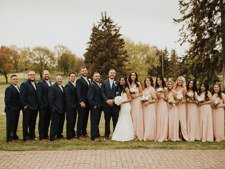 Tmx 05 11 19 Entire Party 51 1014657 157981594518420 Ypsilanti, Michigan wedding venue