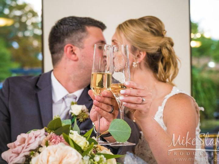 Tmx 09 07 19 Couple Up Close Toast 51 1014657 157981607852610 Ypsilanti, Michigan wedding venue