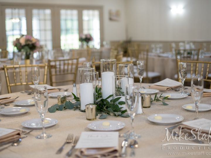 Tmx 09 07 19 Table Set Centerpiece 51 1014657 157981543469048 Ypsilanti, Michigan wedding venue