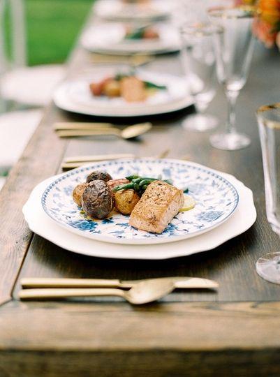 bayou bluegrass plated dinner 51 724657 160999474163017