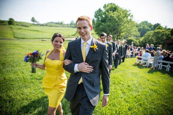 Tmx 1416420997612 Cerermony Recessing Bridal Party Charlotte, VT wedding venue