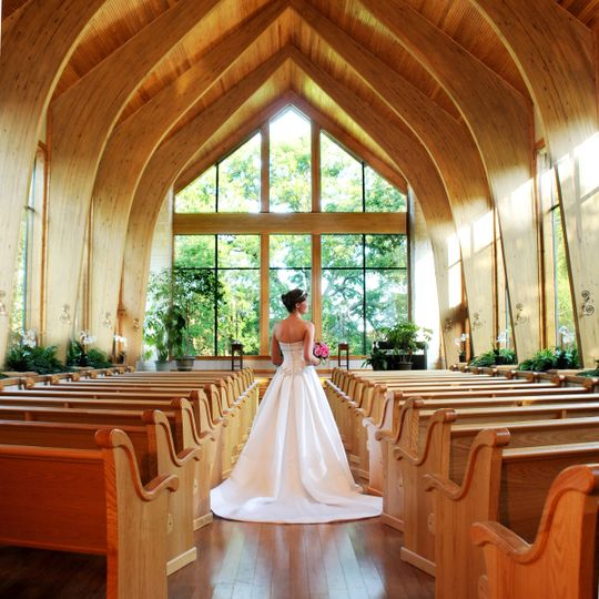 Thunderbird Chapel Venue Norman Ok Weddingwire