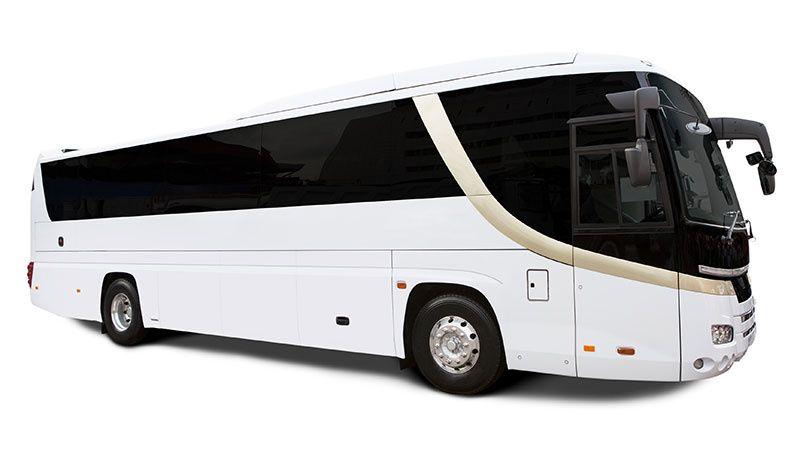 56 Pax Coach Bus