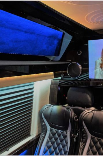 Sprinter Van Premium Edition
