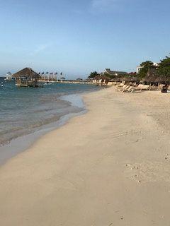 Sandals Montego Bay beach